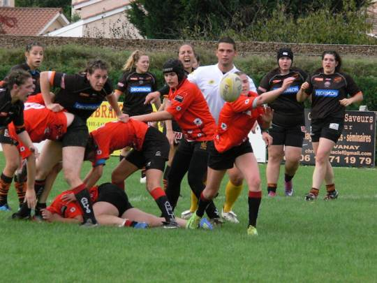 Ampuis 0-21 Narbonne