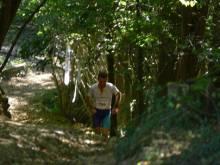 trail dans les balmes viennoises